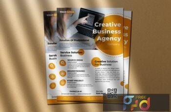 Creative Agency Flyer WY33UZ9 7