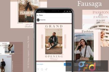 Fausaga - Instagram Feeds Pack WMEL2S4
