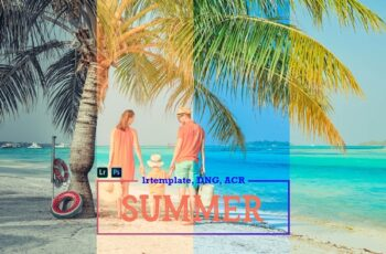 Summer Mobile LR and ACR Presets 4171681 3