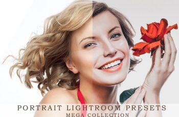 1300 Portrait Lightroom Presets 4363069 3
