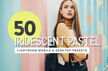 50 Pastel Lightroom Presets + LUTs 4343690