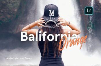 Balifornia Presets - Orange 4338262 2