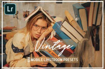 Mobile Vintage Lightroom Presets 4329188 7