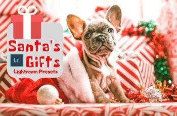 Santas Gifts Lightroom Presets 4320221 3