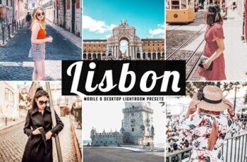 Lisbon Lightroom Presets 4387084