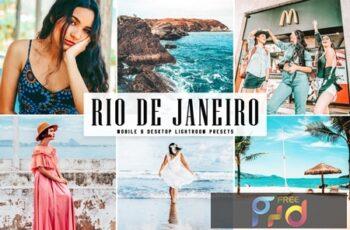 Rio De Janeiro Lightroom Presets 9Y59WX6 6