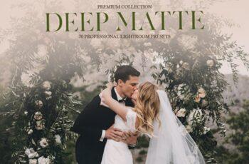 Deep Matte Presets for Lightroom 4269757 2