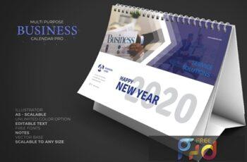 2020 Multi Purpose Business Caelndar Pro PXF6F86 13