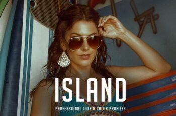 Island Premium LUT 14 Pack 4361697 6