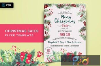 Christmas Offer Sales Flyer-02 6B8H7TN 6