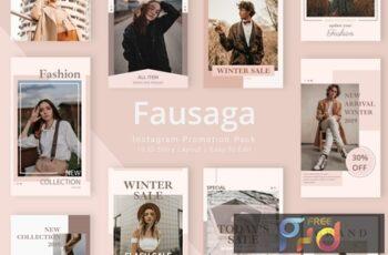 Fausaga - Instagram Story Pack EZDA6QB 5