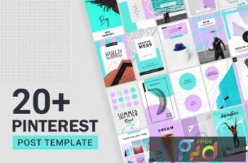 Pinterest Post Templates HQ9NYP4 2