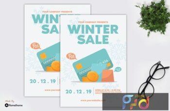 Winter Sale - Flyer GR U67NNQB 4