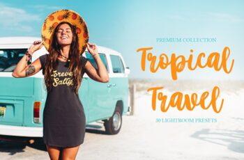 Tropical Travel Presets Lightroom 4293992 9