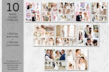 Photo Collage Templates 2194602 3