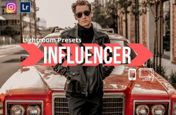 Influencer Lightroom Presets XMP DNG 4335790 4