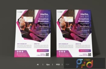 Creative Business Flyer LMVF9TY 4