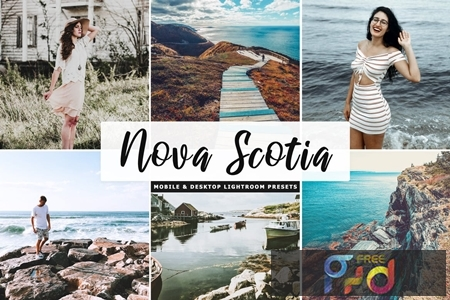 Nova Scotia Mobile & Desktop Lightroom Presets HXNH2QF 1
