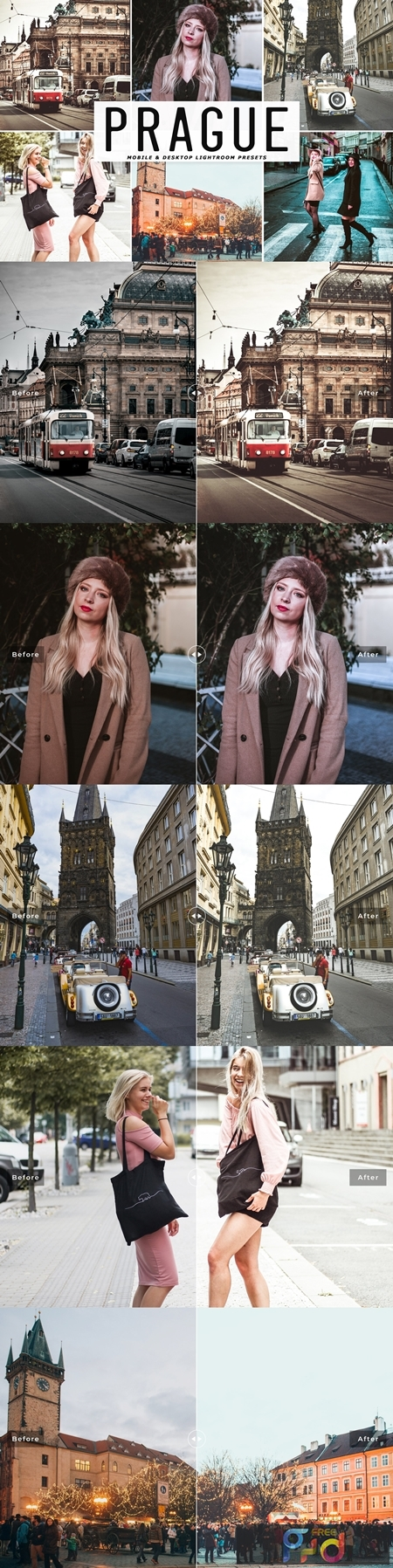 Prague Pro Lightroom Presets 4401166 1