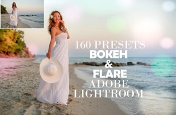 160 Bokeh & Flare Lightroom Presets 4348405 3