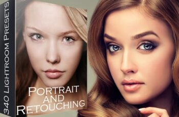 340 Portrait Adobe Lightroom Presets 4349091 4