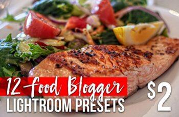 12 Food Lightroom Presets Bundle 4327784 5