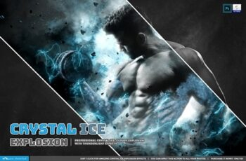 Crystal Ice Explosion 4366227 2