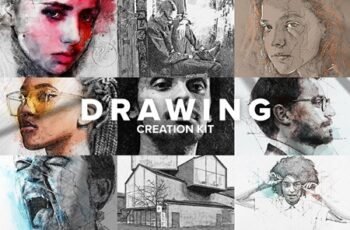 Drawing Creation Kit 4403684 4