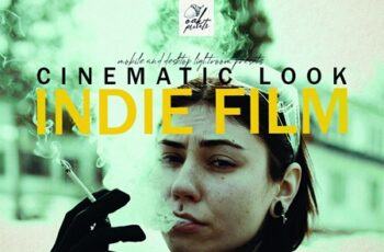 INDIE FILM LOOK Lightroom Presets 4327197 4
