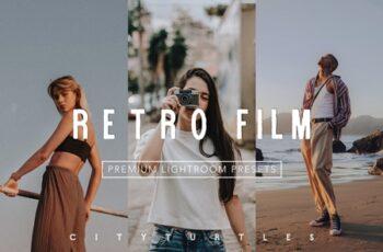 RETRO FILM Lightroom Presets Pack 4361946 7