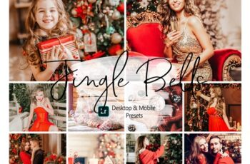 10 Christmas Lightroom Presets 4331250 6