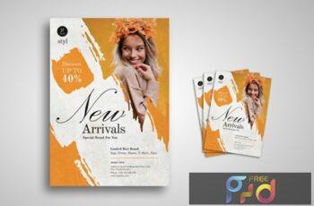 Trend Fashion Flyer NXH6ZH8 5