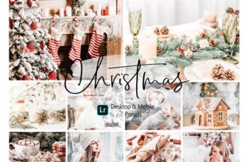 11 Christmas Lightroom Presets 4328594 5