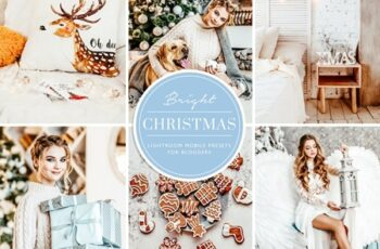 Christmas Blogger Lightroom presets 4385086 6