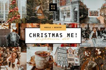 8 Christmas Me! Lightroom Bundle 4375303 6