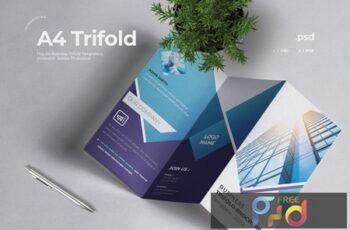 Business Trifold Brochure F9JFNU3 6