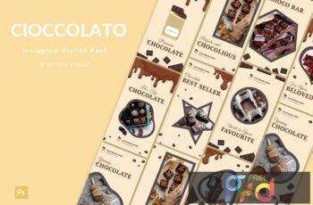 Cioccolato - Instagram Story Pack 5N2D56Z 8