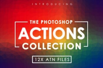 Photoshop Actions Collection 4416166 3