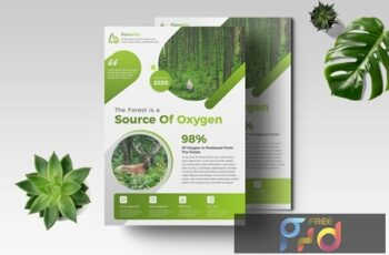 EcoGreen Flyer Template MQ7A3CK 6
