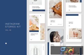 Instagram Stories Kit (Vol.48) BPS7B99 3