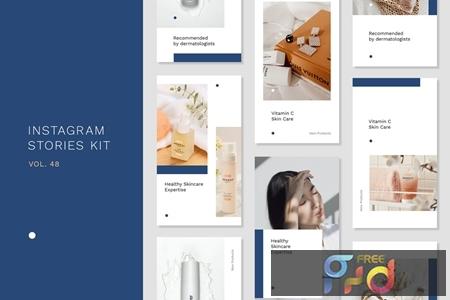 Instagram Stories Kit (Vol.48) BPS7B99 1