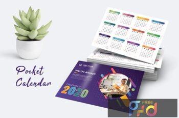 Pocket Calendar 2020 4411216 3