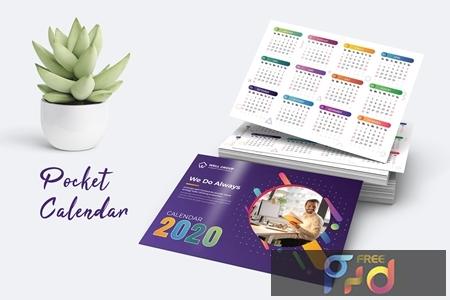Pocket Calendar 2020 4411216 1