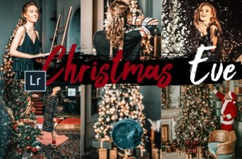 5 Christmas Eve Desktop Lightroom Preset 2239051 6