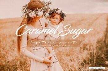 Caramel Sugar Lightroom Presets Pack 4359093 5