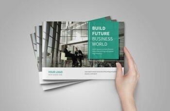 Corporate Business Brochure 4176918