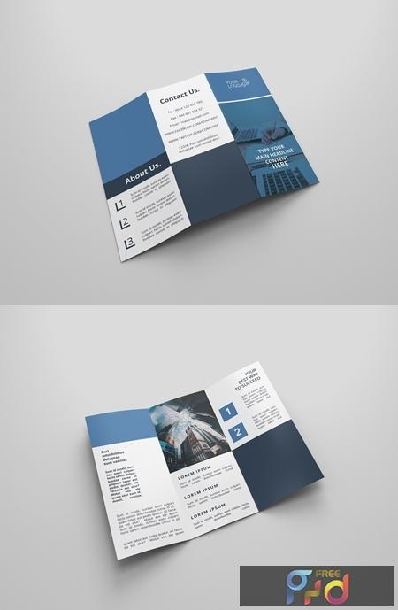Finance Tri-fold Brochures 4170440 1