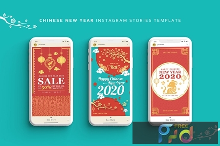 Chinese New Year Instagram Stories Template HSMSVW6 1