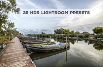 35 Awesome HDR Presets 4414820 5