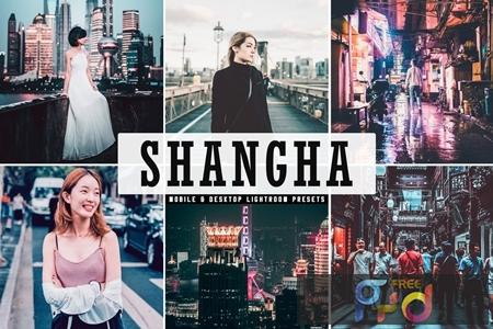 Shanghai Mobile & Desktop Lightroom Presets JM8GEVE 1